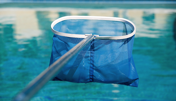 Pool Cleaning Button Background 3