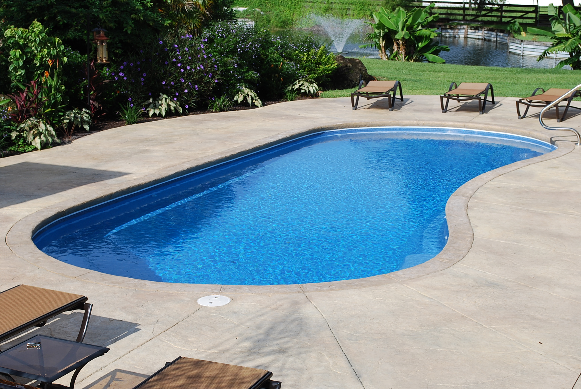 Viking Fiberglass Pools Residential Pool Construction Heartland Pools Lakeland