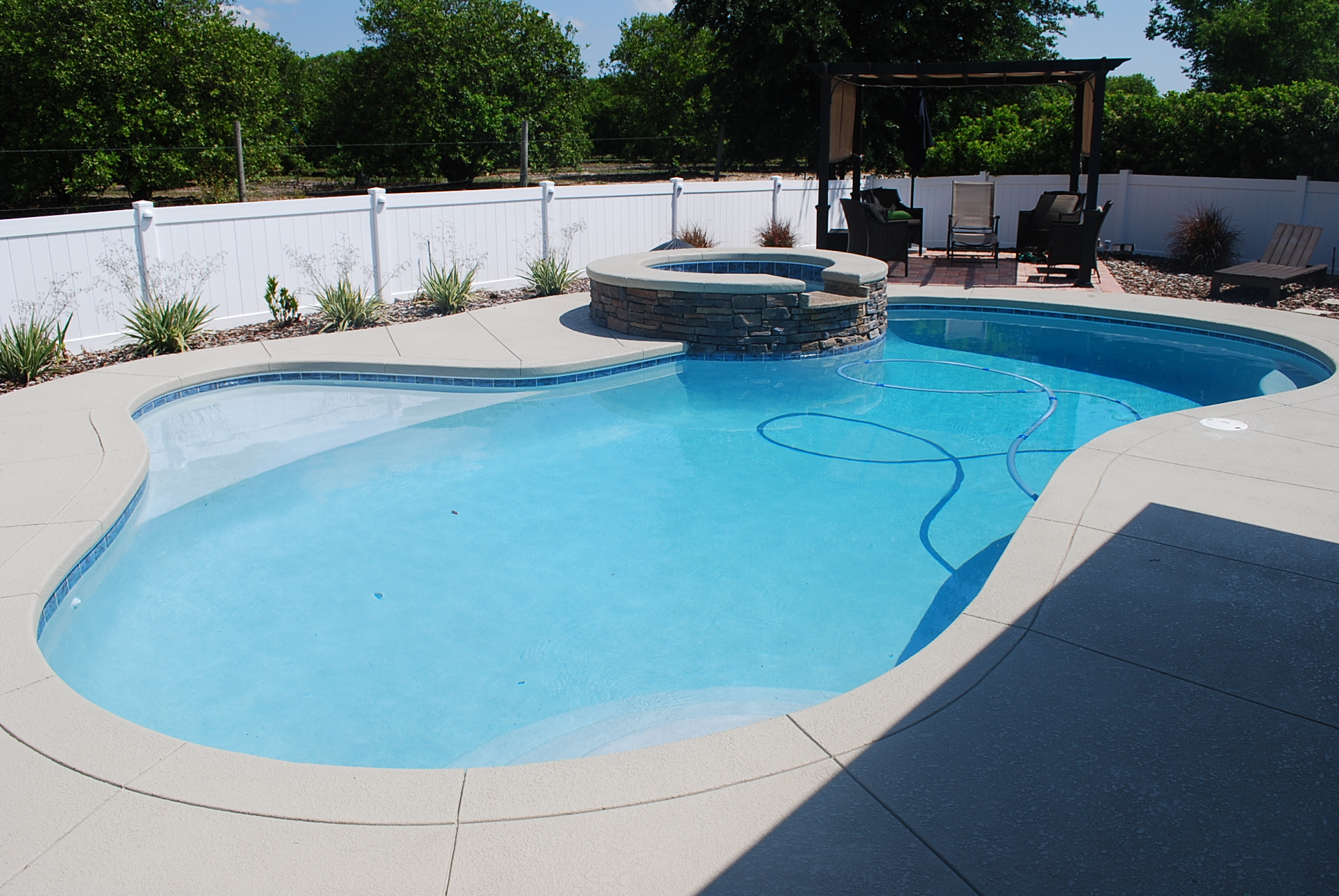 Concrete Pools Custom Pools Commercial Residential